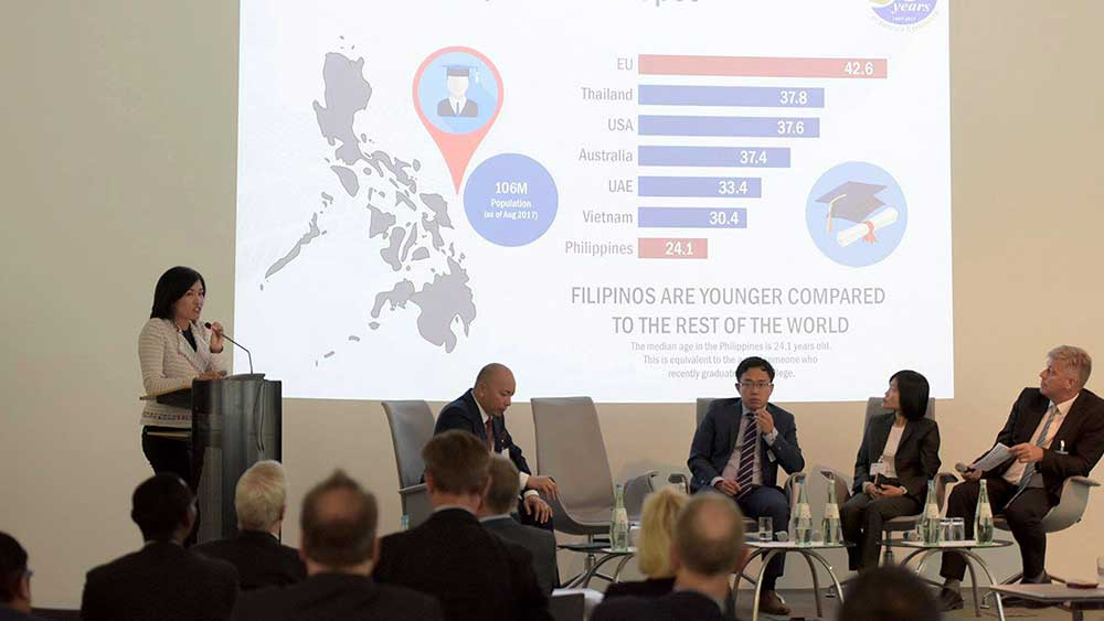 DTI presents business opportunities in PH   to German bizmen