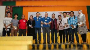 DTI gives 500 livelihood starter kits to Marawi IDPs