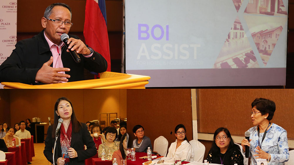 BOI strengthens assistance to investors in hotel and housing Sectors.