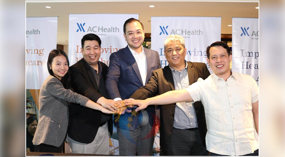 "Ayala embarks on a ""Blue Ocean Strategy"" in delivering healthcare service to Filipino people"