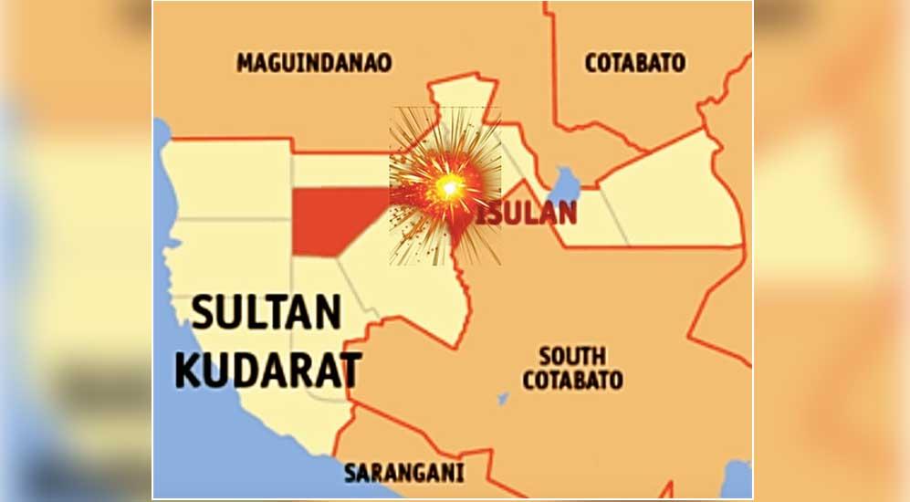 Sultan Kudarat bombing: 1 dead, 36 hurt – The Philippine