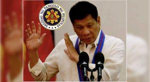 Duterte tells China, do not empty our oil in WPS