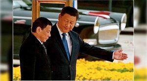 Duterte rebukes China over 'nasty' radio warnings