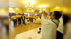 PSL 2018 Volleyball Champion F2 Logistics Team holds Fans' Day