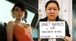 Napoles' daughter returns in PH