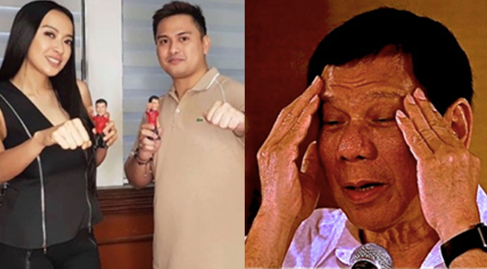 Duterte irked by video on Federalism, Mocha risks to lose her job
