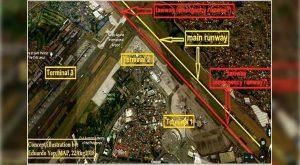 'Emergency Runway' at NAIA proposed