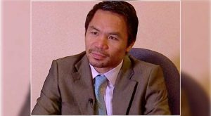Pacquiao files a resolution to probe drug smuggling at Customs
