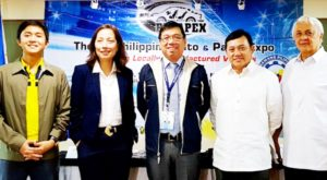 Filipino made auto parts launch at 2018 PH Auto and Parts Expo