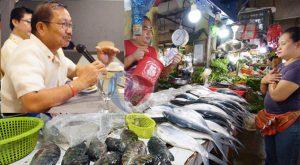 Piñol: Fish importation to proceed, formalin presence not true