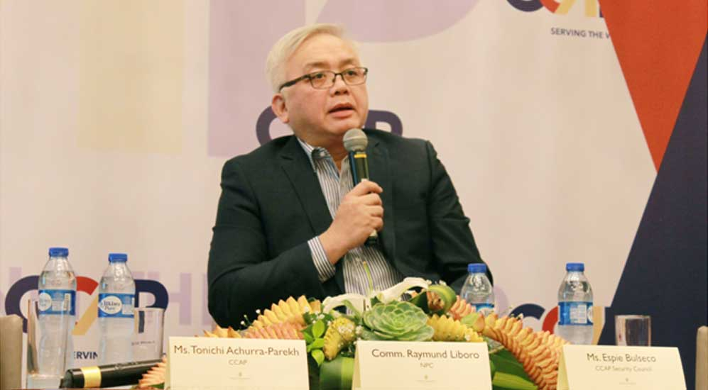 Chairman of National Privacy Commission, data privacy must be the top priority of companies
