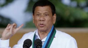 Duterte, contemplating to step down again