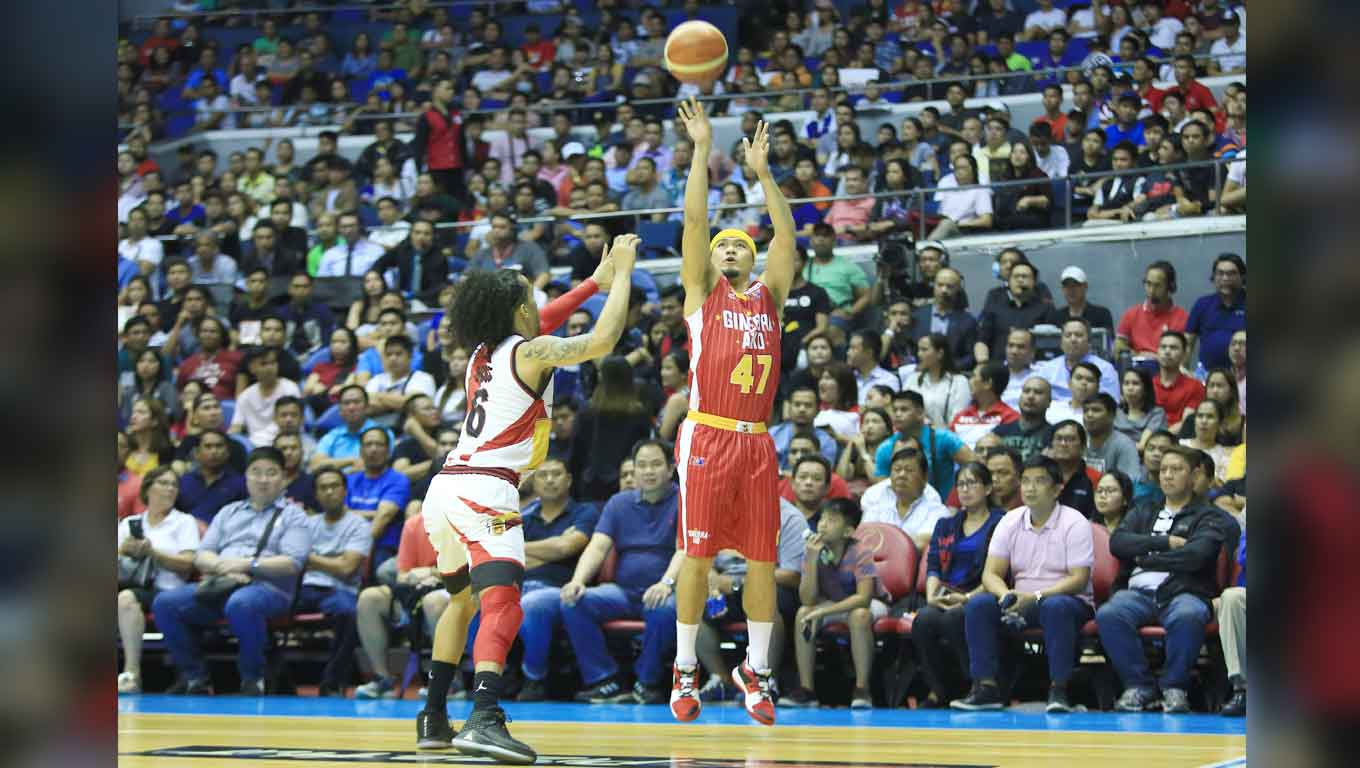 Barangay Ginebra disappoints fans in Game 3