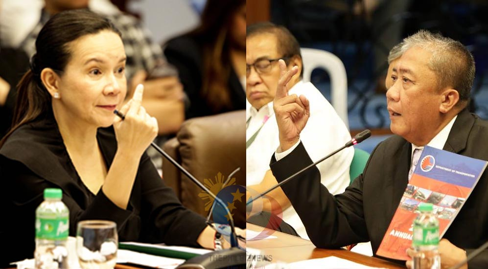 Poe: Tugade, Monreal failed to do their jobs during NAIA mishap