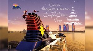 Star Cruises flagship SuperStar Virgo returns to Manila homeport with Holiday Concept Cruise extravaganza throughout the month of December