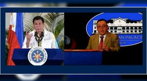 Roque, President Duterte expects to speak to the nation