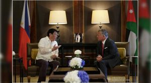 Duterte gets $60-M investments pledge from Jordan trip