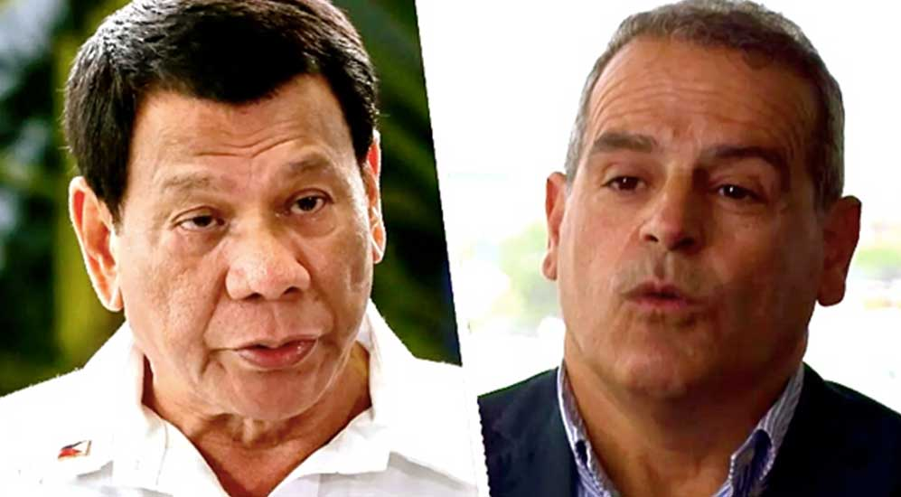 Israeli firm boycotts Duterte business forum