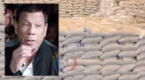 Duterte says no rice shortage, warns hoarders