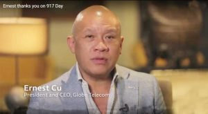 Globe Telecom Says Thank You with 917 Day