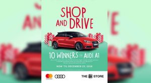 Start the holiday gift hunting early at The SM Store with Mastercard