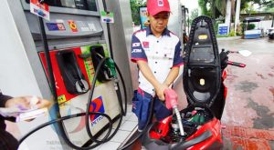 Petroleum prices up again for the 4th week