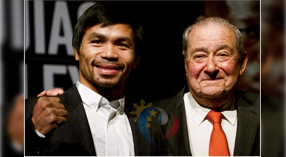 Top Rank Chief expects an out of court resolution on Pacquiao lawsuit threat