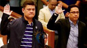 When it rains it pours for Trillanes as Duterte's son, in-law file libel suit