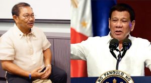 Piñol stays, Duterte rejects legalized 'smuggling of rice'