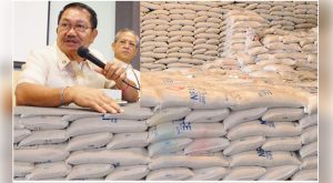 DA Secretary Piñol will prosecute rice hoarders