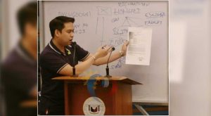 "DOJ files charges against ""fingerlings"" Mark Taguba and alleged cohorts in P6.4-B shabu"