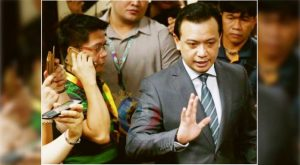 "AFP respects the ""rule of law"" on the case of Trillanes"