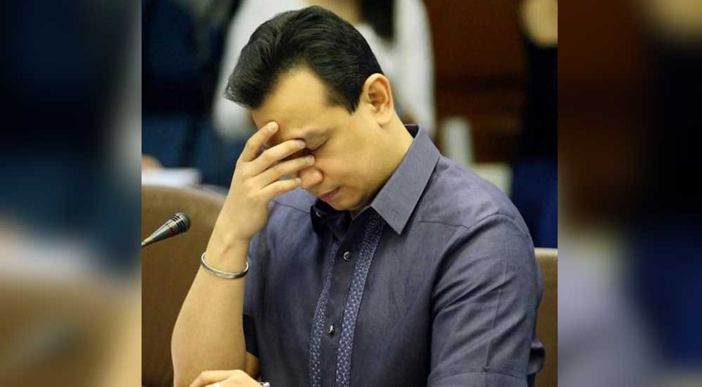 Arrest order on Trillanes out as Duterte revoked amnesty granted in 2010