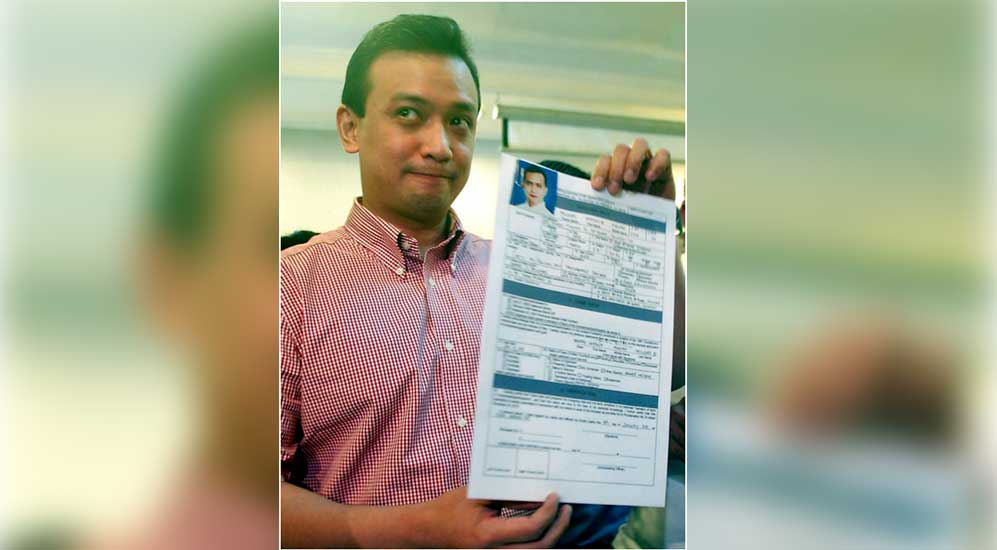 DOJ admits possessing old documents against Trillanes