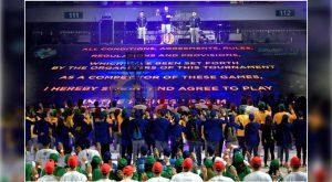 Golden State Warriors superstar Steph Curry graced UAAP 81st Season