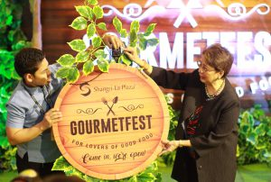 GourmetFest at Shang, tasting the best food in the world