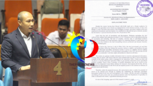"Alejano files ""MAIS BILL"" to solve PH food security problem"