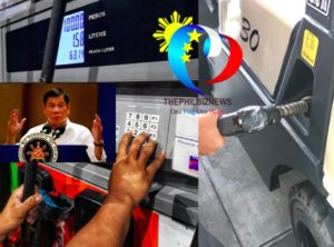 Duterte vacillates on fuel excise taxes