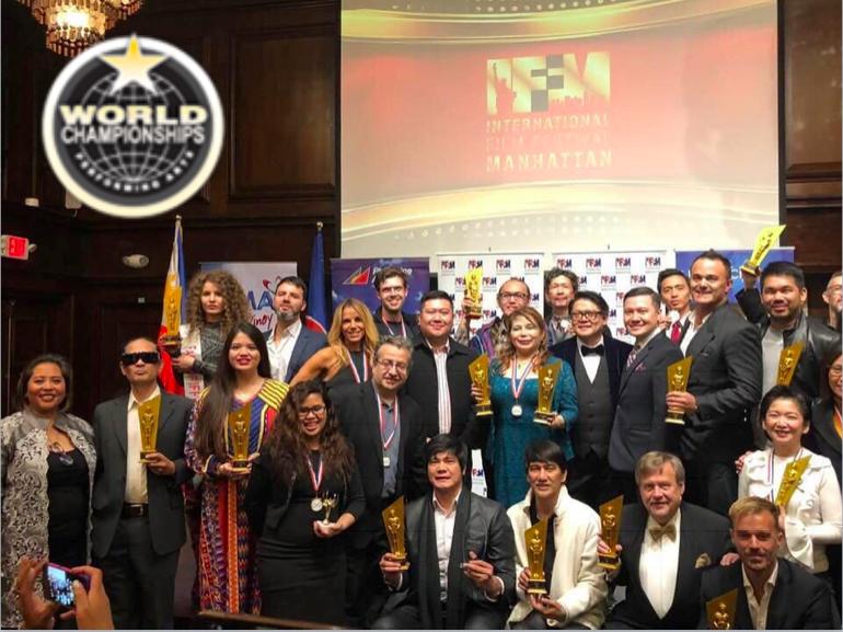 The International Film Festival Manhattan 2018 Filipino Winners Announced