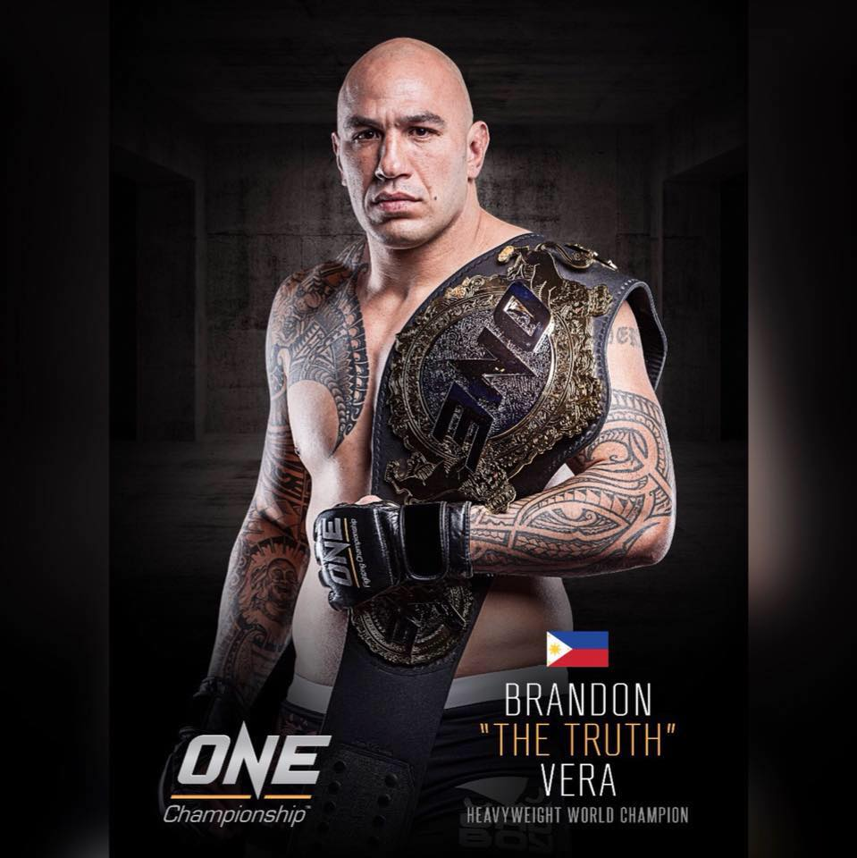 """No Sweat"" for Brandon Vera as KOs Italian foe in just 1 minute"