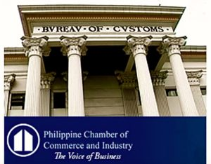 PCCI supports President Duterte's move to change leadership in BOC