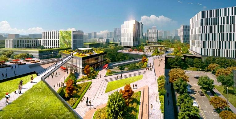 China Gezhouba Group earmarks $2B investment for Clark