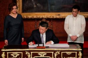 Senators will look into Duterte's 29 China deals
