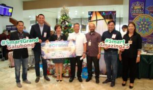 OFWins Grand Pasalubong 2018 of Duty Free Philippines and Smart Kicked off