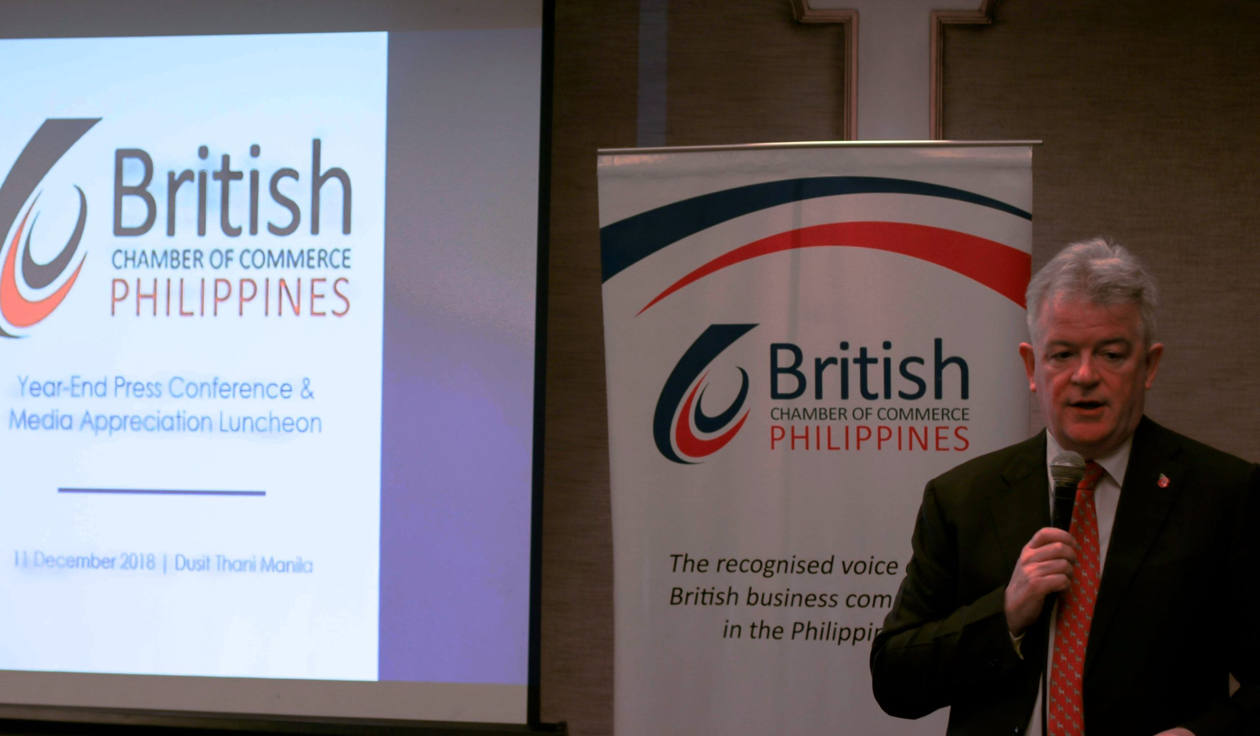 British Chamber of Commerce Philippines shares their milestones in 2018