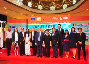 Shangri-La Plaza rolls out the Red Carpet for Cine Europa
