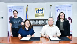Globe myBusiness, DTI join forces to bring technology closer to MSMEs in PH