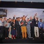 Asia's top telcos and vendors recognized Globe Telecom 5G readiness at TM Forum Digital Transformation Asia 2018