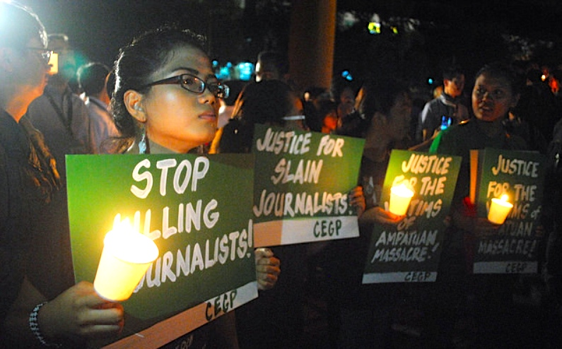 International Federation of Journalists: PH worst places in Southeast Asia for journalists