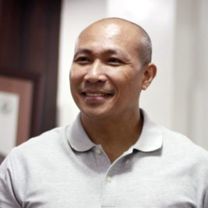 Alejano bats for transparency in the China's coral reef rehabilitation